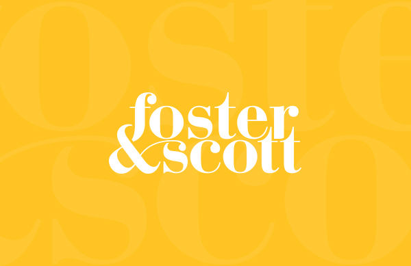 Welcome to Foster & Scott