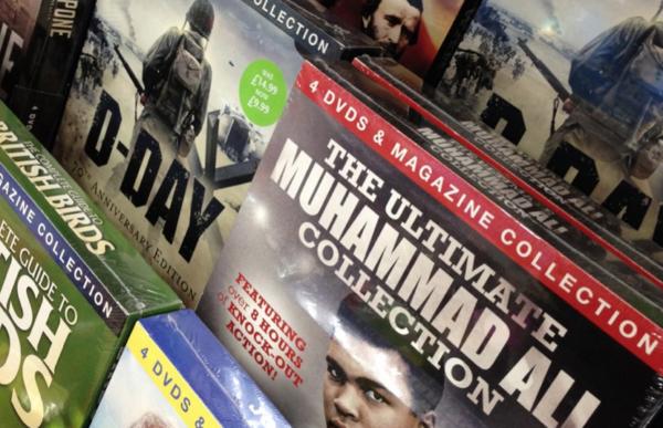 DVD Box sets hit the shelves!