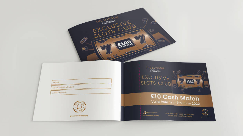 Grosvenor Casinos London Collection Tickets