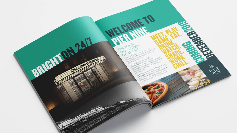 Grosvenor Casinos Pier Nine Brochure